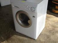 Splendide 2100 washer/dryer combination available.