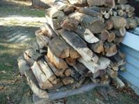 LEVEL PICKUP TRUCK LOAD OF SPLIT WOOD Call 9a.m. or