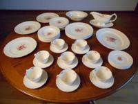 Huge LOT of Vintage Spode's Jewel Copeland Billingsley