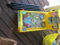 Selling this pinball machine that belongs to my