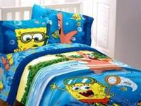 Spongebob Toddler Bed Mattress and bedding All you need