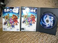 Spore in Original packaging - even includes the