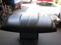 Steel cowl induction hood it fit on 99-02 chevy