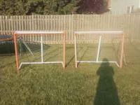 i have 2 sports nets. they are 5 dollars each. they