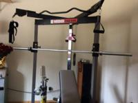 Universal design Weider Pro 575 Weight Lifting