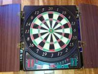 I have 3 Electronic Sportcraft Dartboards. One small