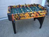 Foosball Table Classifieds Buy Sell Foosball Table Across The - Gamepower foosball table