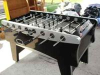 Foosball Table for 300.00 or OBO.....Please call  or