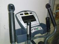 I have a Sportsart E82 Elliptical for sale. please call