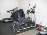 I have a Sports Art E825 Elliptical for sale. it is in