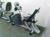 I have a Sports Art Recumbent bike for sale. it is in
