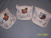 Pro Bowlers Autographs - Jerome Bettis, Joe Theisman,