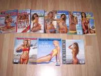 Sports illustrated Magazines Swim Suit editions 2005 -