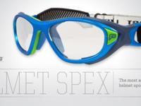 Leader in sports & safety eyewear Helmet Spex are