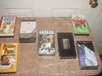 Sports VHS videos*lot total of 13* includes Phila
