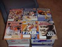 Sports Illustrated Magazine 1970s 1980s 1990s : 100
