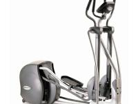 The 805 elliptical machine fitness instructor with its