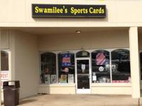 Swamilee's Sportscards & Collectibles. 1155 Route 73.