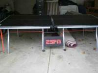 I HAVE A SPORTSCRAFT ESPN PING PONG TABLE FOR SALE