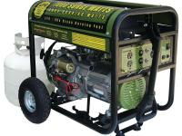 The Sportsman Propane 6,000/7,000-Watt Portable