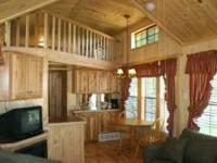 1BR/1BA Sportsman Lodge with loft area  Perfect for a