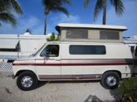 1990 Ford Sportsmobile RV Van- Hard to find