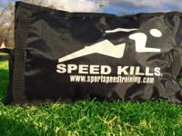 Train with Parachute to Boost Your Speed  Parachute