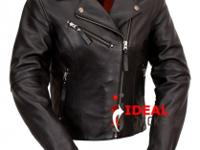 Ideal Jackets: Motorbike Leather Jackets For Men are