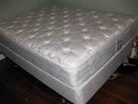 Emerald Crown Pillow Top Full Size Mattress for sale