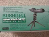 I have a brand new, in the box Bushnell Spacemaster