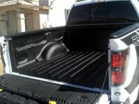 ROCKLINER Auto Body and Paint.  Spray on Bedliner OFFER
