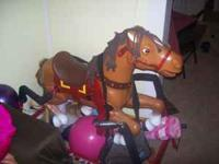 New Spring Horse, Excellent Condition. Kids Love it but