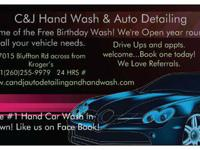 C&J Car Explaining & Hand Wash . RESIDENCE OF THE FREE