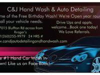 C&J Car Explaining & Hand Wash . RESIDENCE OF THE FREE
