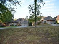 In beautiful Woodfield subdivision, deep treed lot