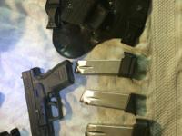 Up for sale is my lug handgun a Springfield XD.40
