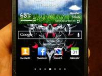 Great condition sprint galaxy note 2 with charger ...