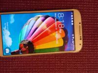 Sprint Galaxy S4 only used for a few weeks my wife