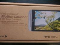 have a brand new in box htc one never activated clean