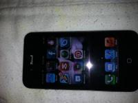 THIS IS AN IPHONE 4 IN VERY GOOD CONDITION NOTHINGS