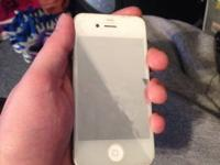 Selling a sprint IPhone 4s 16 job in excellent