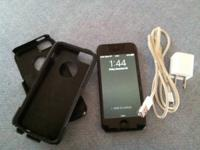 I'm selling a black Sprint iPhone 5 that is brand new!