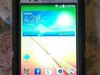 Sprint LG g2 4 months old in perfect shape no cracks or