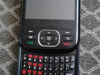 I am offering a Sprint LG slider phone. It works well