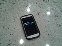Sprint Samsung Galaxy 3 for sale. We switched companies