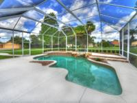 This home is a perfect fit for the Florida lifestyle!