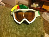brand new spy goggles worn 1 time 45$ obo call tom  //