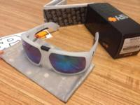 Used Spy Touring sunglasses. Pretty good condition.