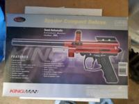 I have a Spyder Compact Deluxe Paintball Gun: It was