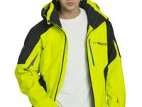 Get set for the slopes with this new Spyder jacket,